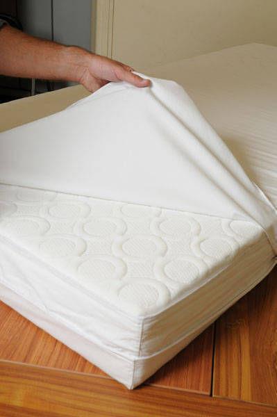immunoctem housse matelas anti acariens sans traitement chimique acaricide. Black Bedroom Furniture Sets. Home Design Ideas